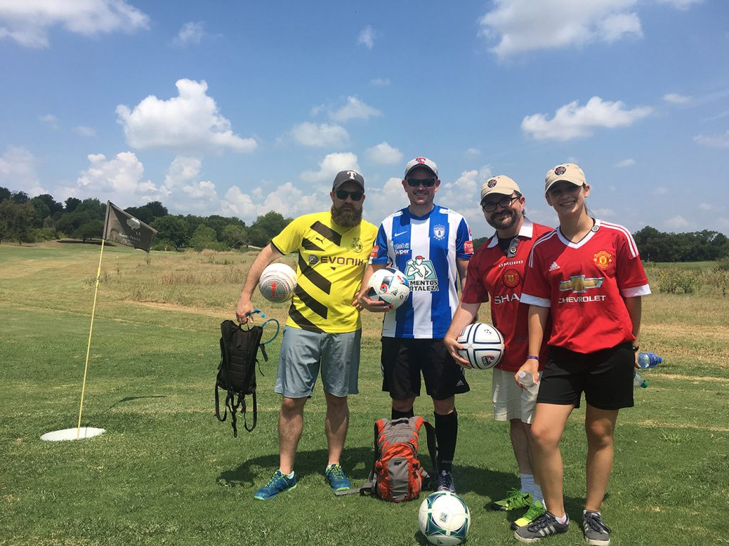 2017 Footgolf